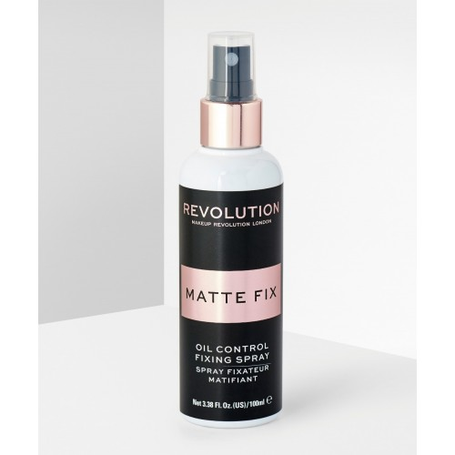 Revolution matte makeup fixing spray